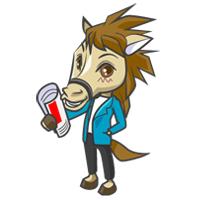 幸せをもたらす神の馬「PO理論厳選馬連4〜6点・複勝1&ワイド5〜6点」